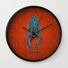 A Minor Truth Wall Clock