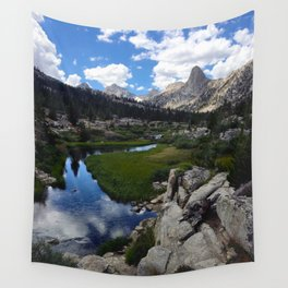 Fin Dome Wall Tapestry