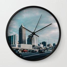Atlanta Georgia Wall Clock