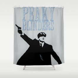 Blinders Manifest! Shower Curtain