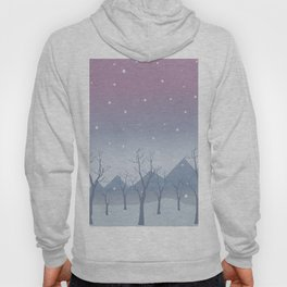 Winter Trees Hoody