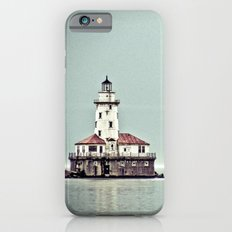 Chicago Harbor Lighthouse Slim Case iPhone 6s