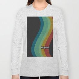 45 New Wave Long Sleeve T-shirt