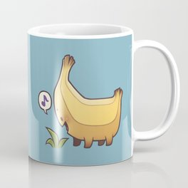 Bananasaur Coffee Mug