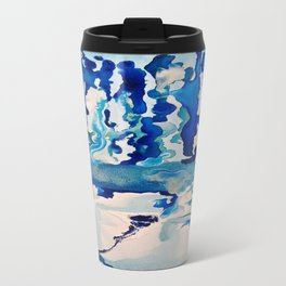 Our Ice Is Melting Travel Mug