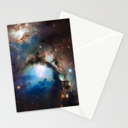 Reflection Nebula in Orion Stationery Cards