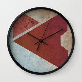 Isthmus Wall Clock