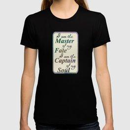 Captain Of My Soul T-shirt
