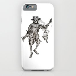 The Censer Bearer iPhone Case