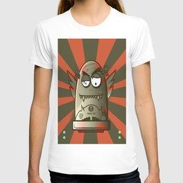 Fault 45 01 (its not his fault) T-shirt