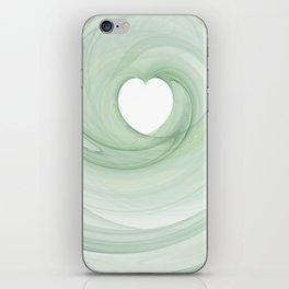 Valentine's Fractal II - Light iPhone Skin