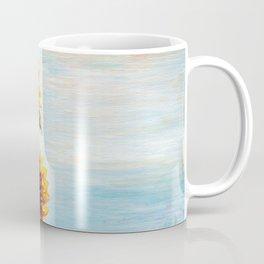 Sunflowers! Where Ocean meets Sky Coffee Mug