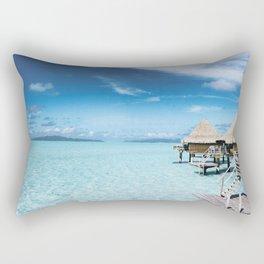 Maldives II Rectangular Pillow
