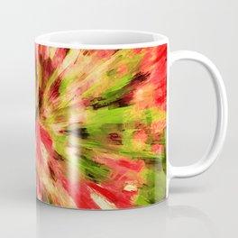 color explosion gogh pattern gow85 Coffee Mug