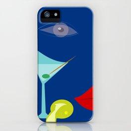 Cocktail Martini iPhone Case