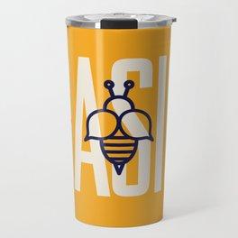 Basic Bee Travel Mug