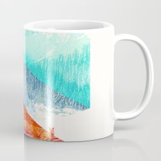 Mountain Stripes Mug