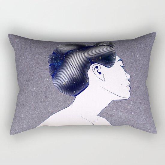 Debutante Rectangular Pillow