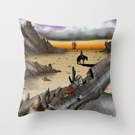 Hans Gentzen Throw Pillow
