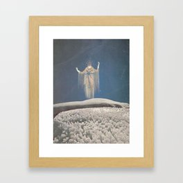 Angel of Antiquity Framed Art Print