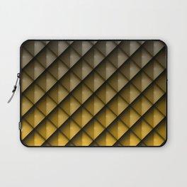 Draco Yellow Laptop Sleeve