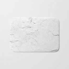 White Stone Bath Mat