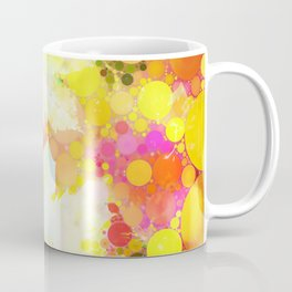Dancing leaves Coffee Mug