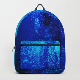 Poseidon, the Greek God of the oceans Backpack