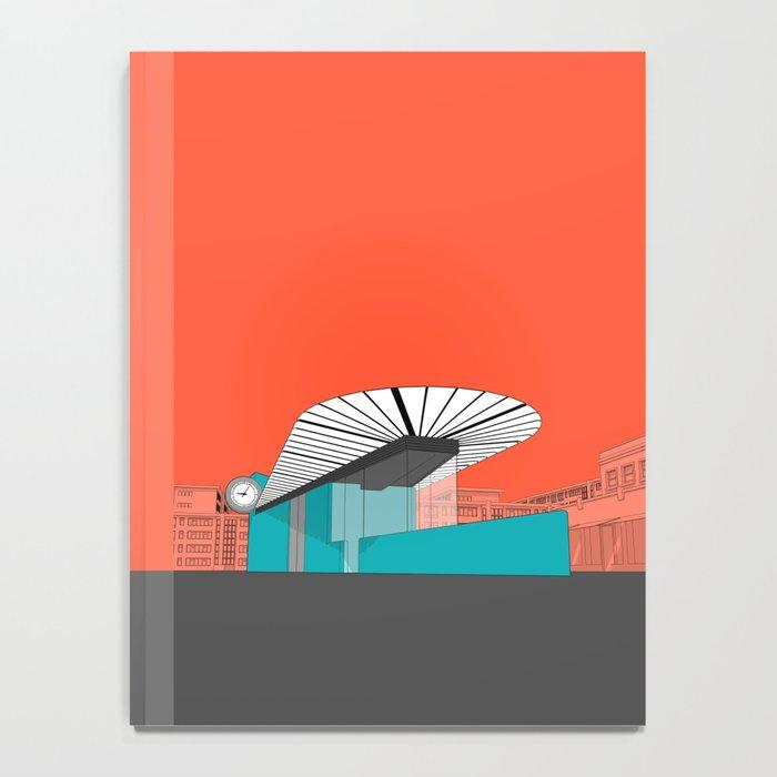Turquoise Island Notebook