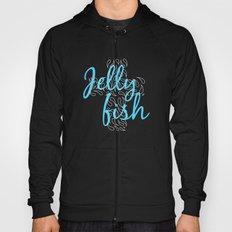 Jellyfish Cross Black Hoody