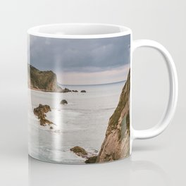 Durdle door in spring, Dorset Coffee Mug