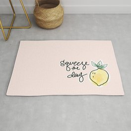 Squeeze the Day Rug