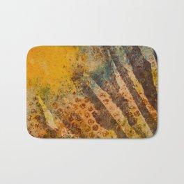 Zebra Spots Bath Mat
