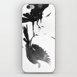 scortch iPhone Skin