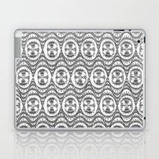 Downtown Doodler: Chrysler Building Archi-doodle Laptop & iPad Skin