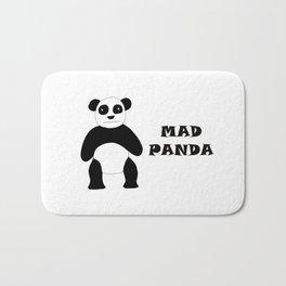 MAD PANDA Bath Mat