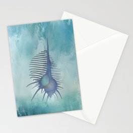 Venus Comb Stationery Cards
