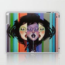 The Split Laptop & iPad Skin