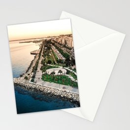Limassol Promenade Stationery Cards