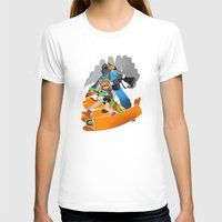 team fortress T-shirts featuring Ink Fortress 2 by Hexabeast