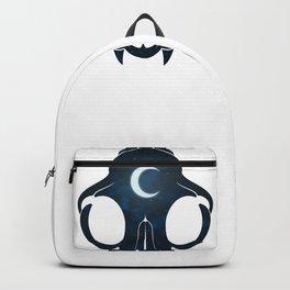 Night Skull Backpack