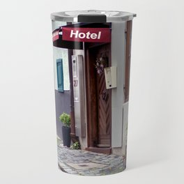 D - Ulm Hotel norrow Hotel Travel Mug