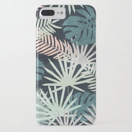 Tropicalia Night iPhone Case