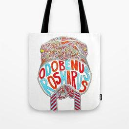 Odobenus Rosmarus Tote Bag