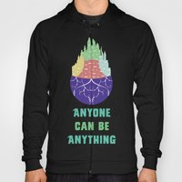 Zootopia - Anyone Can Be Anything [BLACK] Hoody