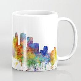 Minneapolis Minnesota Skyline Coffee Mug