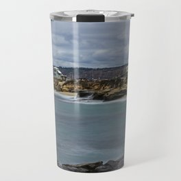 Casa and Wipeout Beaches, La Jolla, California Travel Mug