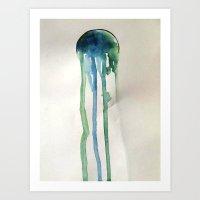 Seabites 6 Art Print