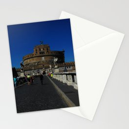 Castel Sant'Angelo, Rome, Italy Stationery Cards