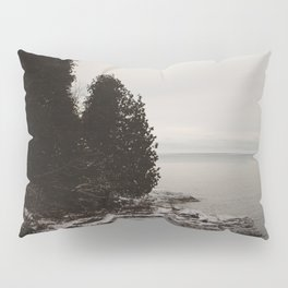 Cave Point at Dusk Pillow Sham